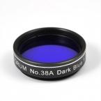 Filtr Binorum No.38A Dark Blue (Tmavě modrý) 1.25