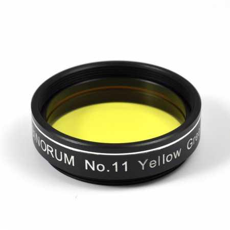 Filtr Binorum No.11 Yellow Green (Žluto-zelený) 1,25″