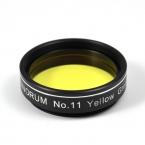 Filtr Binorum No.11 Yellow Green (Žluto-zelený) 1.25