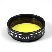 "Filtr Binorum No.11 Yellow Green (Žluto-zelený) 1.25"""