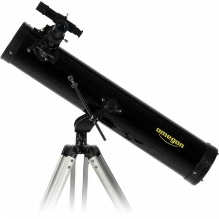 Hvězdářský dalekohled Omegon N 76/700 AZ-1