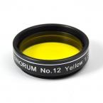 Filtr Binorum No.12 Yellow (Žlutý) 1.25