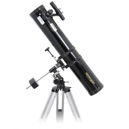 Hvězdářský dalekohled Omegon 114/900 EQ-1