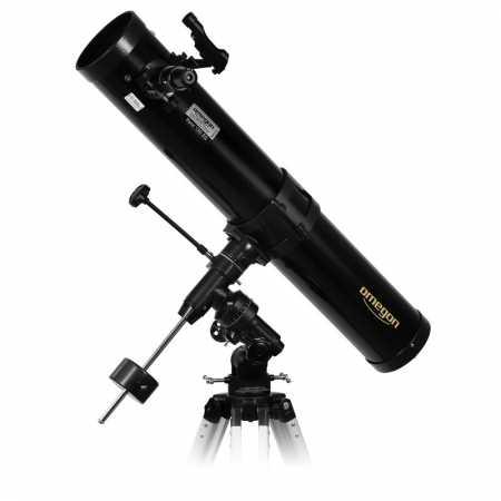 Hvězdářský dalekohled Omegon N 130/920 EQ-3