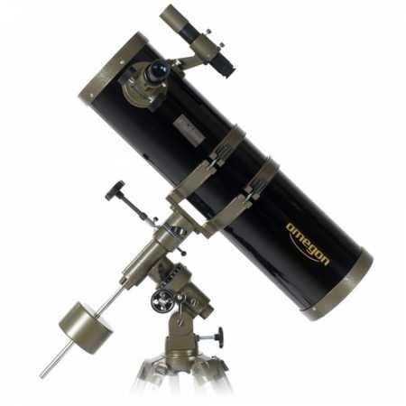 Hvězdářský dalekohled Omegon N 150/750 EQ-3