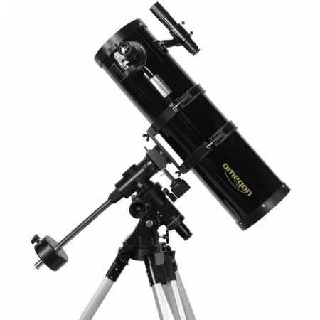 Hvězdářský dalekohled Omegon N 150/750 EQ-4