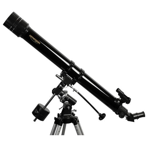 Hvězdářský dalekohled Omegon AC 70/900 EQ-1