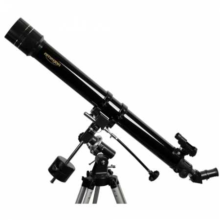 Hvězdářský dalekohled Omegon 70/900 EQ-1