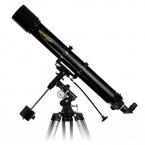 Hvězdářský dalekohled OmegonAC 90/1000 EQ-2