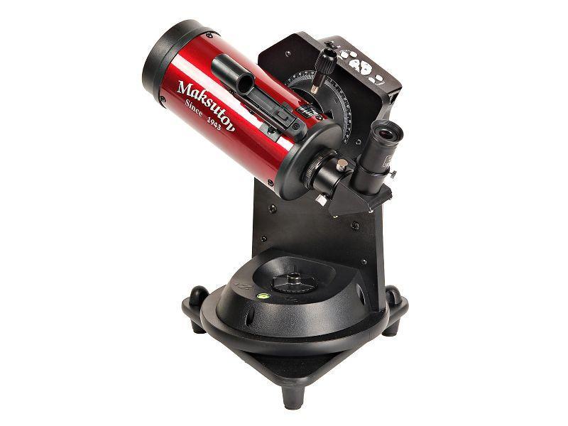 """Hvězdářský dalekohled Sky-Watcher MAK 90/1250 Dobson + 1.25"""" Okulár 25mm + 1.25"""" Okulár 10mm + Hledáček """"Red Dot"""""""