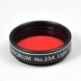 """Filtr Binorum No.23A Light Red (Světle červený) 1.25"""""""