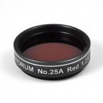 Filtr Binorum No.25A Red (Červený) 1.25