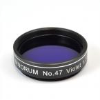 Filtr Binorum No.47 Violet (Fialový) 1.25