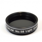 Filtr Binorum No.58 Light Green (Zelený) 1.25
