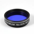 Filtr Binorum No.80A Blue (Modrý) 1.25