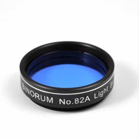 Filtr Binorum No.82A Light Blue (Světle modrý) 1,25″