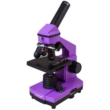 Mikroskop Levenhuk Rainbow 2L PLUS Amethyst\Ametyst 64x-640x