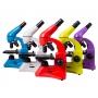 Mikroskop Levenhuk Rainbow 50L Azur 40x-800x