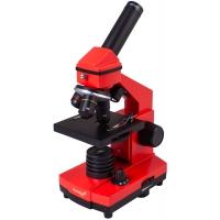 Mikroskop Levenhuk Rainbow 2L PLUS Orange\Pomeranč 64x–640x