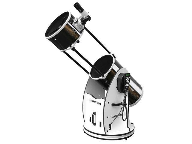 """Hvězdářský dalekohled Sky-Watcher N 305/1500 Dobson 12"""" GoTo + Okuláry 25mm a 10mm + Hledáček: 8x50 + Redukce na 1.25"""""""