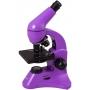 Mikroskop Levenhuk Rainbow 50L PLUS Amethyst\Ametyst 64x–1280x