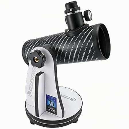 Hvězdářský dalekohled Celestron 76/300 FirstScope DOB