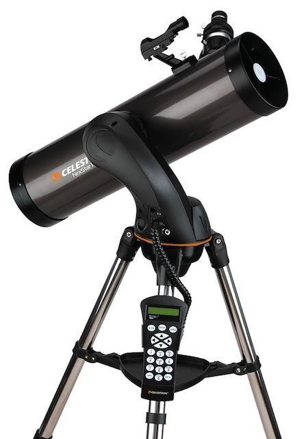 Hvězdářský dalekohled 130/650 NexStar 130 SLT GoTo