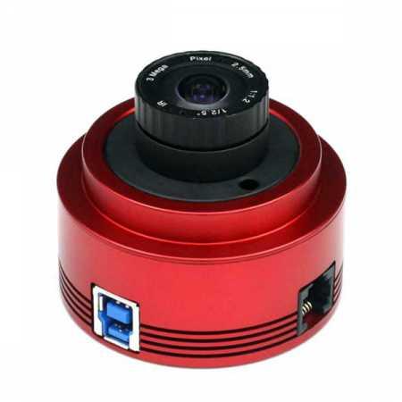 Monochromatická kamera ZWOptical ASI178MM