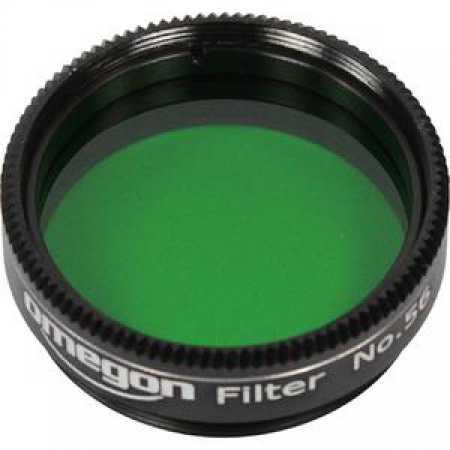 Filtr Omegon Barevný filtr zelený 1,25″