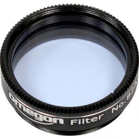"""Filtr Omegon Barevný filtr světle modrá 1,25 """""""