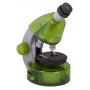 Mikroskop Levenhuk LabZZ M101 Lime\Limetka 40x-640x