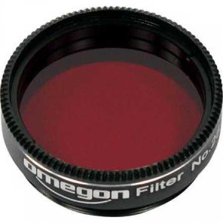 Filtr Omegon Barevný filtr červený 1,25″