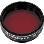 """Filtr Omegon Barevný filtr červený 1,25 """""""