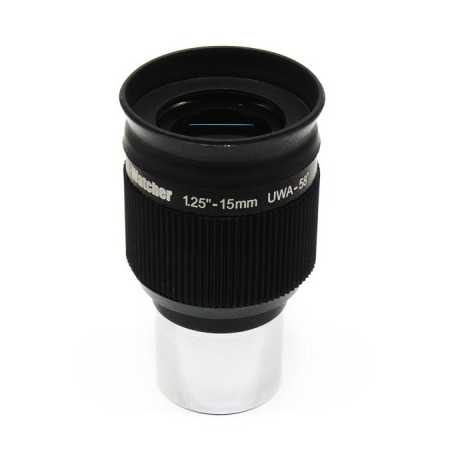 Okulár Sky-Watcher Plossl SWA 15mm 58° 1,25″