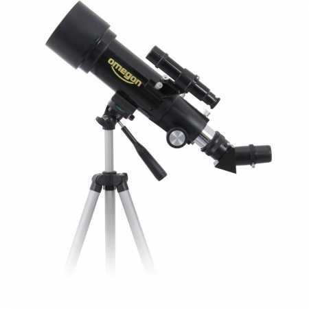 Hvězdářský dalekohled Omegon AC 70/400 Solar BackPack AZ