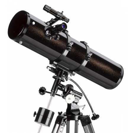 Hvězdářský dalekohled Levenhuk Skyline 130x900 EQ