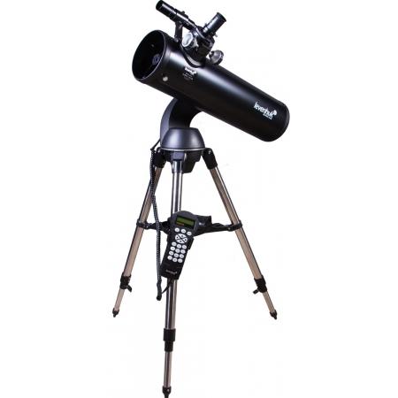 Hvězdářský dalekohled Levenhuk 130/650 SkyMatic 135 GTA AZ