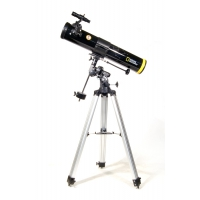 Hvězdářský dalekohled Bresser National Geographic 76/700 EQ