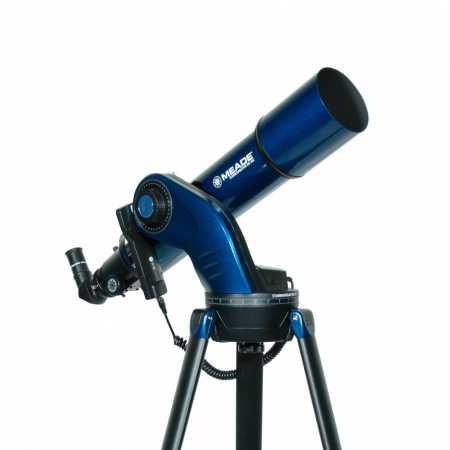 Hvězdářský dalekohled Meade 102/660 StarNavigator NG AZ GOTO