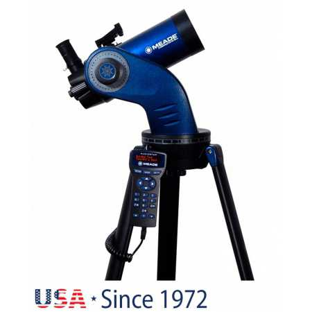 Hvězdářský dalekohled Meade 90/1250 StarNavigator NG MAK AZ GOTO
