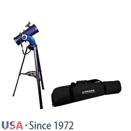 Hvězdářský dalekohled Meade 130/1000 StarNavigator NG + cestovní balíček