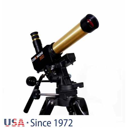 """Solární teleskop Coronado PST 40/400 OTA s kufříkem - <span class=""""red"""">Pouze tubus s příslušenstvím, bez montáže, bez stativu</span>"""