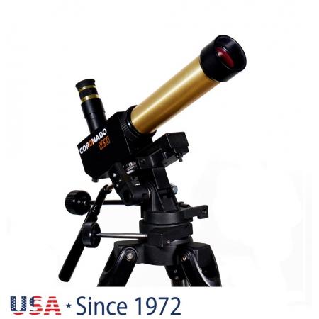 Solární teleskop Coronado PST 40/400 OTA s kufříkem