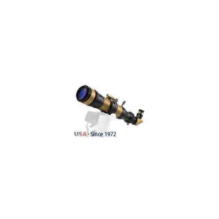 Solární teleskop Coronado SolarMax II Double Stack 60/400 OTA se systémem RichView a BF10