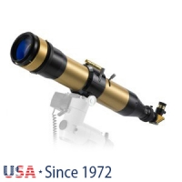 Solární teleskop Coronado SolarMax II Double Stack 90/800 OTA se systémem RichView a BF15