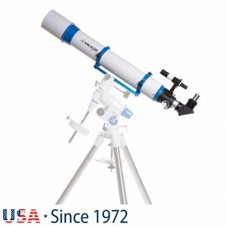 Hvězdářský dalekohled Meade 120/1000 LX70 R5 OTA