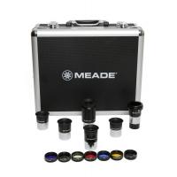 """Sada 1,25"""" okulárů a filtrů Meade Series 4000"""