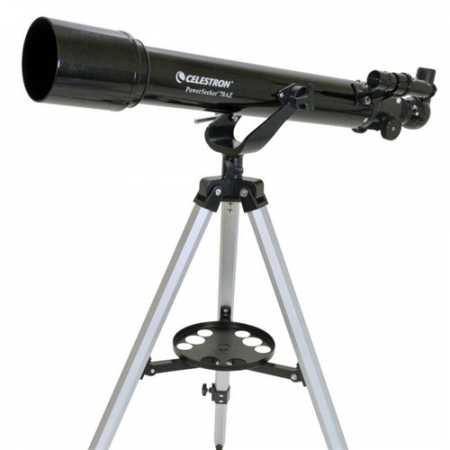 Hvězdářský dalekohled Celestron AC 70/700 PowerSeeker 70 AZ