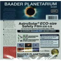 Sluneční filtr (folie) Baader Planetarium AstroSolar 140x155mm ND 5.0 Vizual