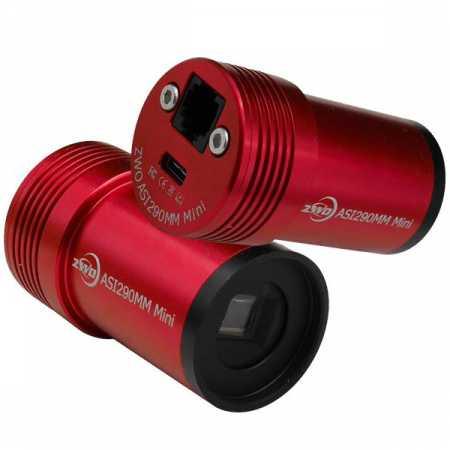 ZWO ASI290 Mini - High-sensitive Autoguider & Mono CMOS Camera